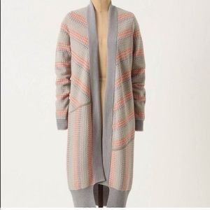 Anthropologie Sparrow Traveled Paths Cardigan XS